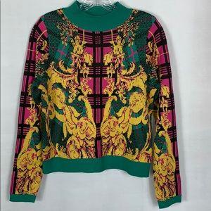 ASOS Multicolor Sweater Size 10